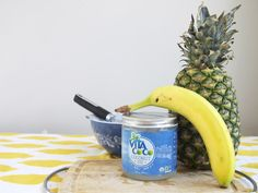 The Tropical Banana Hair Mask That is Crazy Good for Your Hair