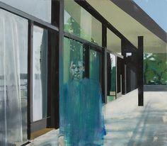Kenneth Blom · Stranden · 2009 · 140 x 160 cm
