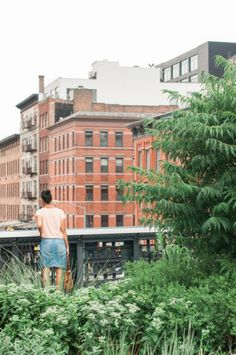 A Lifetime of Adventures   The High Line   New York City   Photo: Allison Mannella