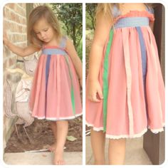 LOVE this toddler dress!