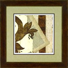 The hand-made artwork is constructed of high-quality matting and commercial-quality frames. Vintage Romance, Modern Artwork, Frames, Commercial, Handmade, Painting, Hand Made, Frame, Painting Art