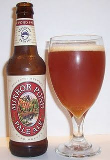 Mirror Pond Pale Ale. One of my favorites! A must try for every beer lover.