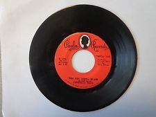 Fontell Bass PAULA RECORDS 360 Hold On This Time / Who You Gonna Blame 45rpm