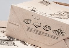 EcoBag Concept Depot WPF on Behance