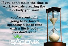 Isagenix - Click on image to visit Facebook page for your ticket to physical and…