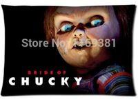Fashion Home Office 50X75 CM Throw Pillow Case Chucky Doll Fashion Style Bedding Sets Pillowcase