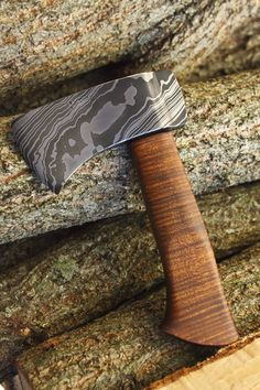Guinea Hog Forge: Trekker Mini Hatchet