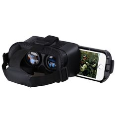 Virtual Reality VR Box Glasses Headset VR Box For Smart Phones Immersion Video/Gaming Experience Vr Box, 3d Glasses, Smart Phones, Virtual Reality, Mobiles, Headset, Computers, Bluetooth, Headphones
