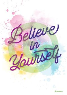Teaching-Resource---Positive-Poster---Believe Teaching Resou Encouraging Quotes About Life, Inspirational Classroom Quotes, Short Inspirational Quotes, Words Of Encouragement, Encourage Quotes, Positive Phrases, Positive Quotes, Happy Kids Quotes, Wednesday Motivation