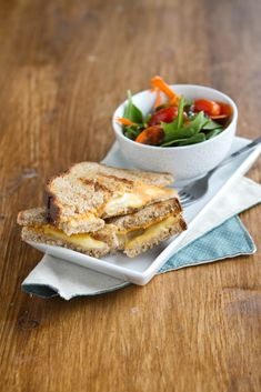 Sweet Potato Curry Hummus Grilled Cheese Sandwich - make with tallegio ...