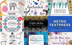 商用可でクリエイティブ!1000個の手描きイラスト素材完全キット+The+Creative+Designer's+Complete+Illustration+Kit