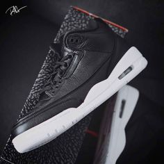 """The Air Jordan 3 """"Cyber Monday"""" Hits Stores Next Month - Freshness Mag"""