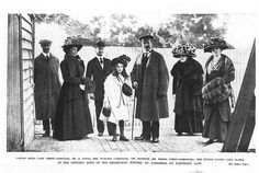 Opening The Melbourne Hounds by mvlslibrary, via Flickr
