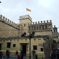 Lonja de la Seda. #Valencia #Spain #españa Valencia, Instagram Posts, Travel, Silk, Viajes, Trips, Traveling, Tourism, Vacations