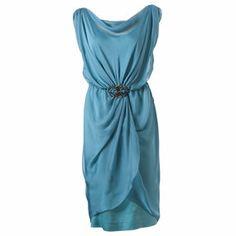 Burda Style Download: Alberta Ferretti Dress 04/2012 #147