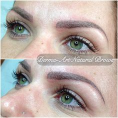 Derma-Art Natural Brows•BrisaArt•permanentmakeup