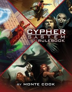 The Cypher System Rulebook