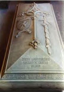 Tomb of Robert III of Scotland, Paisley Abbey, Scotland Old Cemeteries, Graveyards, Robert Stewart, Famous Historical Figures, Historical Photos, King Robert, Paisley Scotland, Templer, Cemetery Art