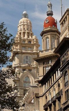 Palacio Barolo in Buenos Aires, Argentina (by. Vintage Architecture, Neoclassical Architecture, Amazing Architecture, Beautiful World, Beautiful Places, Places To Travel, Places To Go, Argentina Travel, Travel Memories