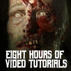 Easy zombie - 8 hours of video tutorials - ASMR, Riccardo Minervino on ArtStation at https://www.artstation.com/artwork/LV1Zw