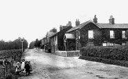 Ash Vale, Wharf Road 1906