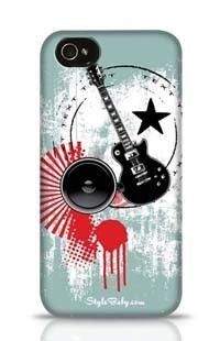 Music Apple iPhone 4S Phone Case