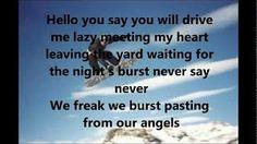 On my head-Dan Bárta (Lyrics) - YouTube