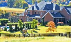 Sheryl Crow's Tennessee home...