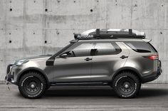 Awesome Land Rover 2017: Hot new Land Rover Discovery SVX planned | Autocar...