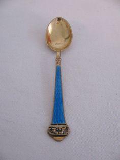 """Palm Beach by Gorham Sterling Silver Demitasse Spoon Vermeil 4 1//4/"""""""