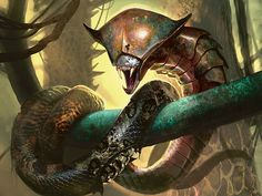 The Art of New Phyrexia's Factions : Daily MTG : Magic: The Gathering