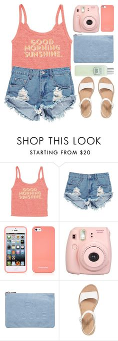 """""""Good Morning Sunshine ¤"""" by britney-brit ❤ liked on Polyvore featuring Billabong, Boohoo, Fujifilm, Miss Selfridge, Cole Haan and Laura Mercier"""