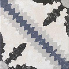 EVOQUE MONASTERY 25X25 Prints, Character, Vintage, Design, Tile, Lily, Flooring Tiles, Mosaics, Printed