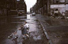 Raymond Depardon: La época más decadente de Glasgow   OLDSKULL