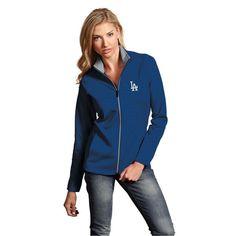 Los Angeles Dodgers Antigua Women's Leader Full-Zip Jacket - Royal - $65.99