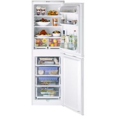 #Hotpoint RFAA52P White with 10% #discount. Fridge: 150 L, Freezer: 84 L, Energy Efficiency: A+, Width: 54.5cm. Buy now at £223 http://www.comparepanda.co.uk/product/12822555/hotpoint-rfaa52p-white