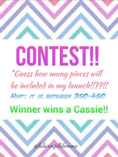 Contest example www.lularoejilldomme.com