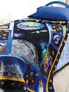Quilted Bed Runner Patterns - Learn to Quilt With Panels