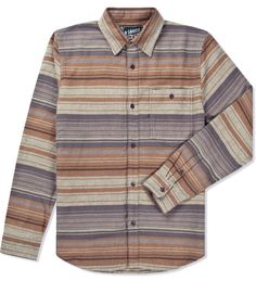 Charcoal Static Stripe Flannel Shirt Hypebeast Store, Mens Flannel Shirt, Street Wear, Charcoal