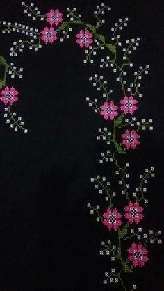 Cross Stitch Borders, Cross Stitch Patterns, Diy Wedding Decorations, Border Design, Baby Knitting Patterns, Needlework, Diy Crafts, Embroidery, Instagram