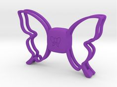 Madame Butterfly 3d printed