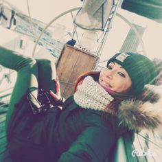 #sailboat #wind #winter2015 #sun #moments #live #scarf #bluhat #verycold #instame #instapic by spinste84