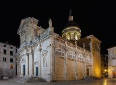 Cathederal of the Asumption of Mary Dubrovnik | Dubrovnik Travel Blog