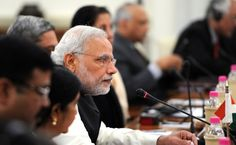 India Can't Be Run Without People's Support: Modi