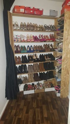 Schuhschrank selber bauen