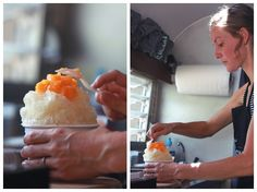 The Fresh Shave - Kauai Shave Ice Sno Cones, Shave Ice, Kauai, The Fresh, Shaving, Restaurant, Snow, Places, Ethnic Recipes