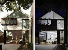Modern Elliott Ripper House by Christopher Polly ArchitectSydney-based studio Christopher Polly Architect has designed the Elliott Ripper House. Completed in 2011, this 1,703 square foot, two story contempo... Architecture