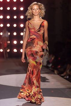 Roberto Cavalli Spring 2002 Ready-to-Wear - Collection - Gallery - Style.com