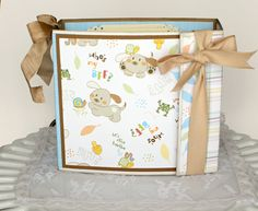 BFF Pets Scrapbook Album Cats and Dogs Mini Album, Cat Album, Dog Album, Pet Scrapbook by BellaBoutique23 on Etsy