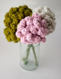 Mothers Day Flower Hand Crocheted Flower Forever by itsmemary